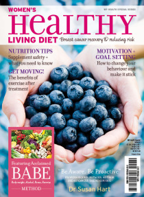 Women's Healthy Living cover